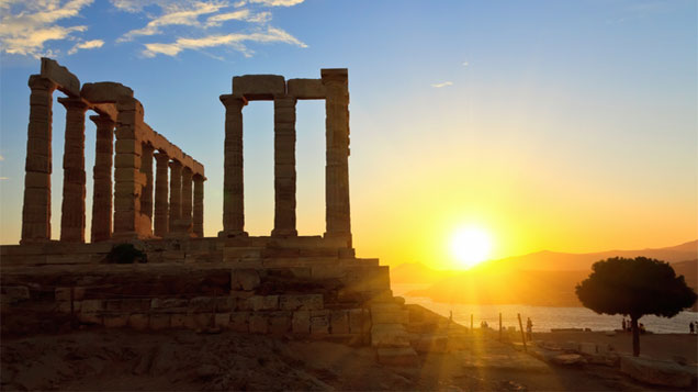 From Athens to Sounio-1