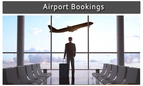 taxi airport bookings