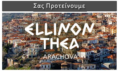 hotel ellinon thea arachova